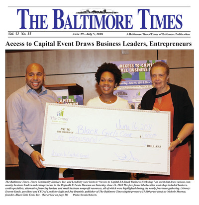 Baltimore Times - Jun 29, 2018