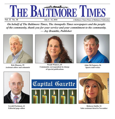 Baltimore Times - Jul 6, 2018