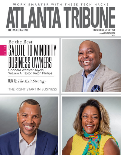 Atlanta Tribune - July 2018