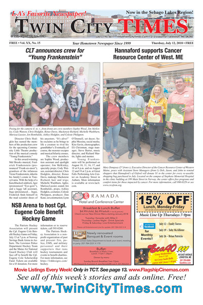 Twin City Times - Jul 12, 2018
