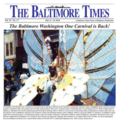 Baltimore Times - Jul 13, 2018