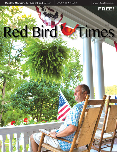 Red Bird Times - July 2018