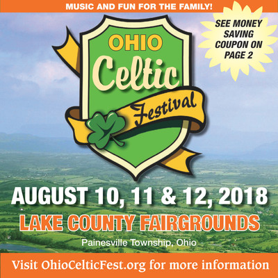 News-Herald - Special Sections - Ohio Celtic Festival 2018