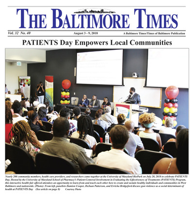 Baltimore Times - Aug 3, 2018