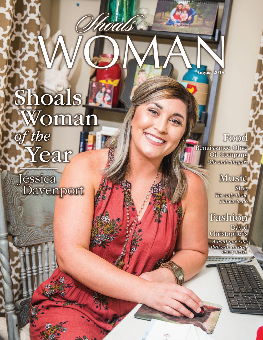 Shoals Woman - Aug 2018 e-Edition