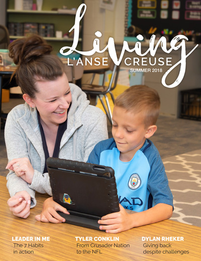 Macomb Daily - Special Sections - Living L'Anse Creuse