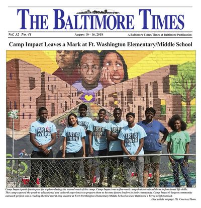 Baltimore Times - Aug 10, 2018