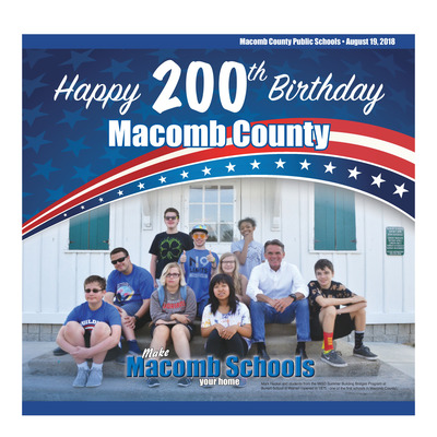 Macomb Daily - Special Sections - Macomb County Public Schools