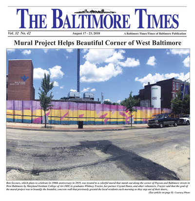 Baltimore Times - Aug 17, 2018