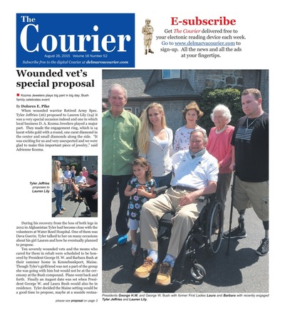 Delmarva Courier - Aug 26, 2015