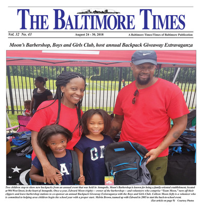 Baltimore Times - Aug 24, 2018