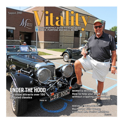 Macomb Daily - Special Sections - Vitality - August 2018