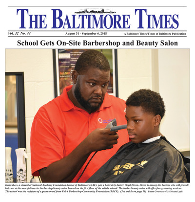 Baltimore Times - Aug 31, 2018