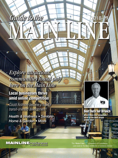 Mainline Media News Special Sections - Guide to the Main Line - 2018