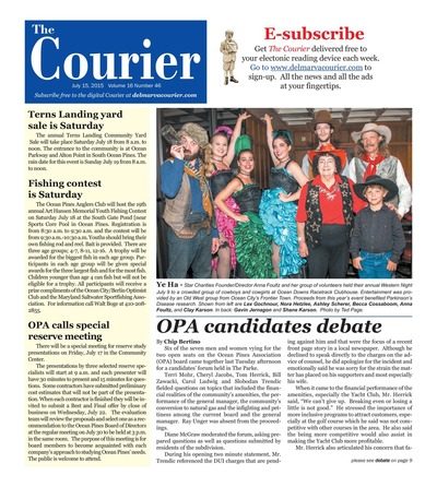 Delmarva Courier - Jul 15, 2015