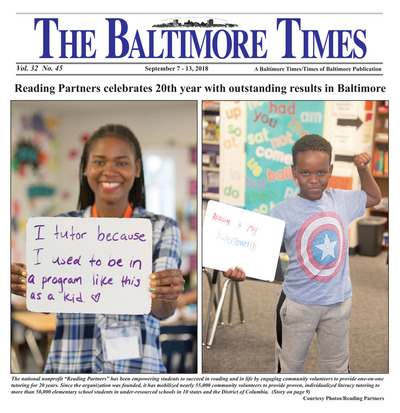 Baltimore Times - Sep 7, 2018