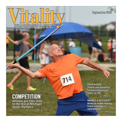 Macomb Daily - Special Sections - Vitality - September 2018