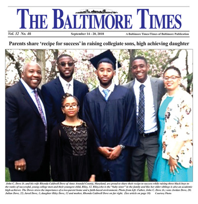 Baltimore Times - Sep 14, 2018