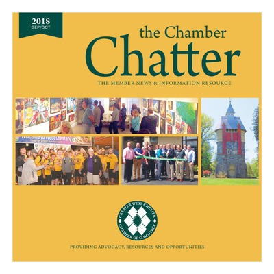 Daily Local - Special Sections - Chamber Chatter Sept - Oct 2018
