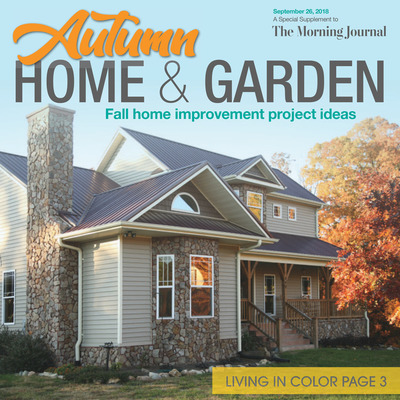Morning Journal - Special Sections - Autumn Home & Garden Guide - 2018