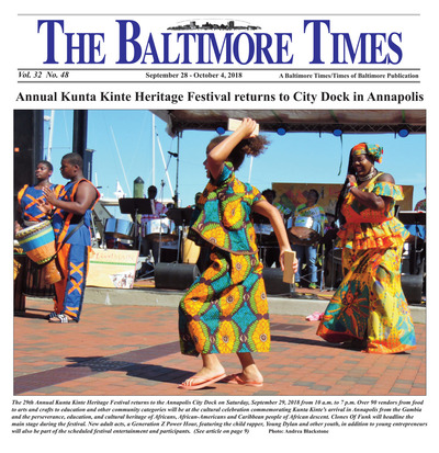 Baltimore Times - Sep 28, 2018