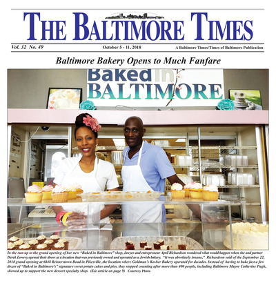 Baltimore Times - Oct 5, 2018
