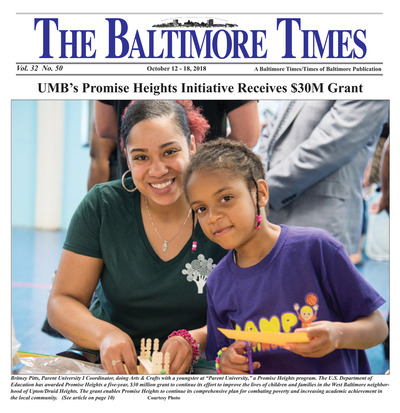Baltimore Times - Oct 12, 2018