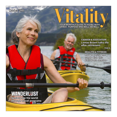 Macomb Daily - Special Sections - Vitality - October 2018