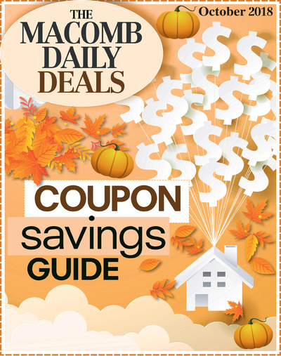 Macomb Daily - Special Sections - The Macomb Daily Deals - October 2018