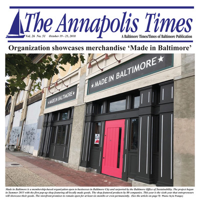 Annapolis Times - Oct 19, 2018