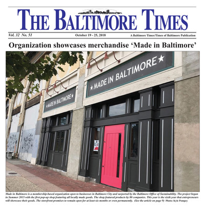 Baltimore Times - Oct 19, 2018