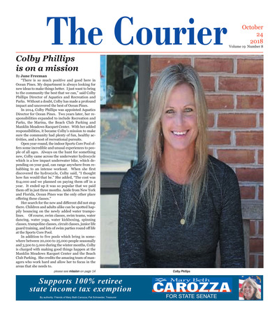 Delmarva Courier - Oct 24, 2018