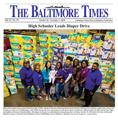 Baltimore Times - Oct 26, 2018
