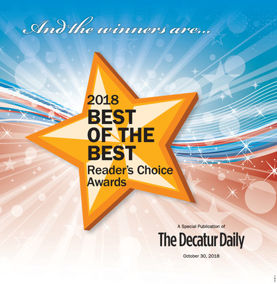 Times Daily - Special Sections - Best of the Best - 2018