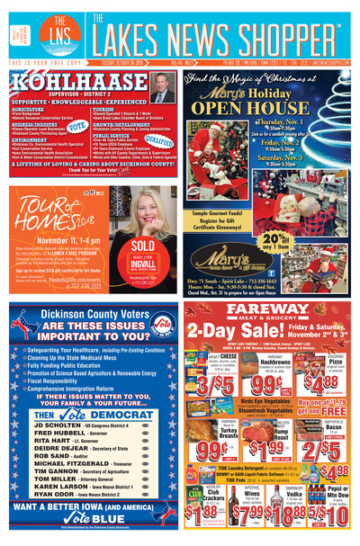 Lakes News Shopper - Oct 30, 2018