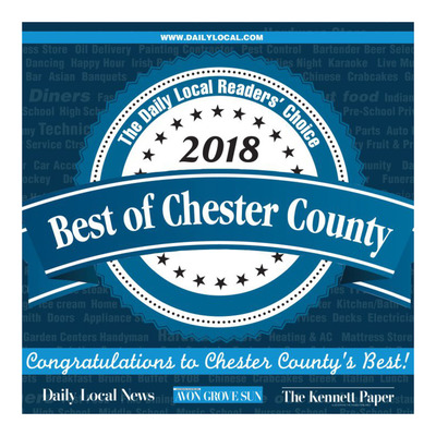 Daily Local - Special Sections - Best of Chester County 2018