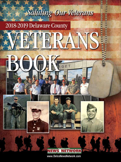 Delaware County News Network - Special Sections - Veterans book 2018