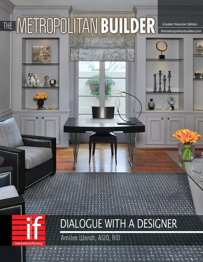 Metropolitan Builder - Dialogue with a Designer - Dialogue with a Designer - Amilee Wendt