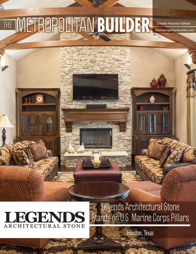 Metropolitan Builder - Inside Showcase - Inside Showcase - Legends Architectural Stone