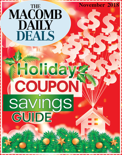Macomb Daily - Special Sections - Holiday Coupon Savings Guide