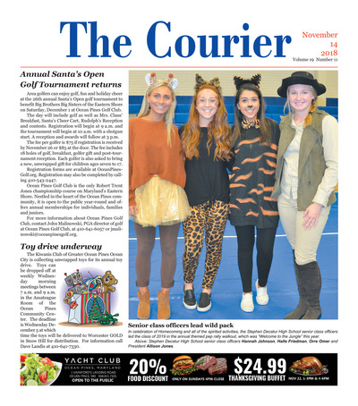 Delmarva Courier - Nov 14, 2018