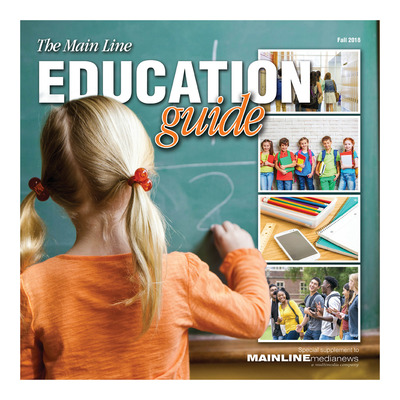 Mainline Media News Special Sections - Fall Education Guide