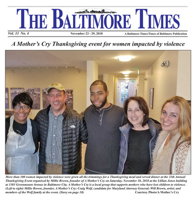 Baltimore Times - Nov 23, 2018