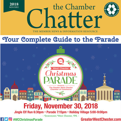 Daily Local - Special Sections - Chamber Chatter Nov - Dec 2018