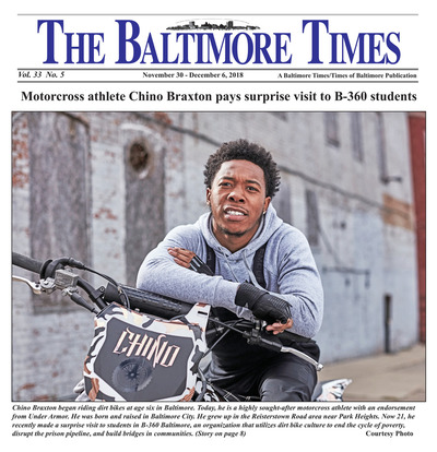 Baltimore Times - Nov 30, 2018