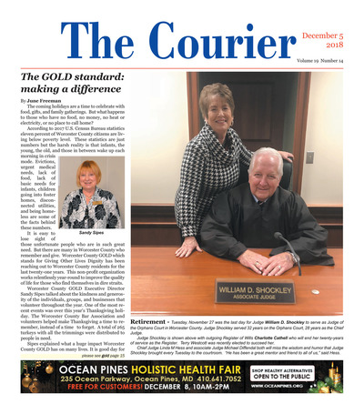 Delmarva Courier - Dec 5, 2018