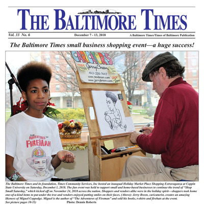 Baltimore Times - Dec 7, 2018