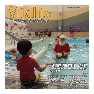 Macomb Daily - Special Sections - Vitality - December 2018