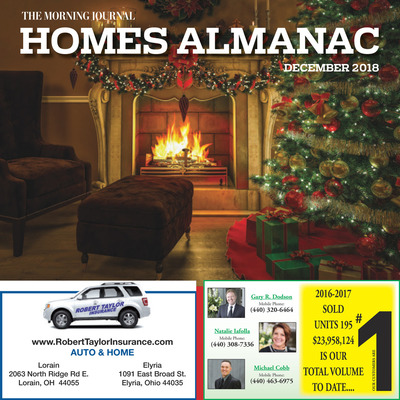 Morning Journal - Special Sections - Homes Almanac - December 2018