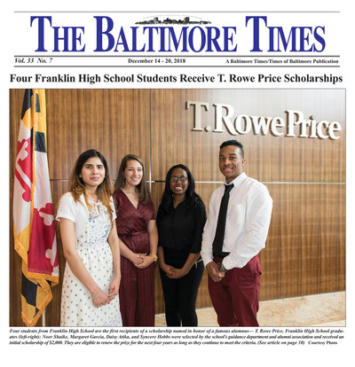 Baltimore Times - Dec 14, 2018